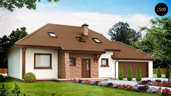 Проект дома Z67