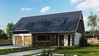 Проект дома Z68 GL2