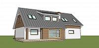 Проект дома Z68 GL2 Фото 1