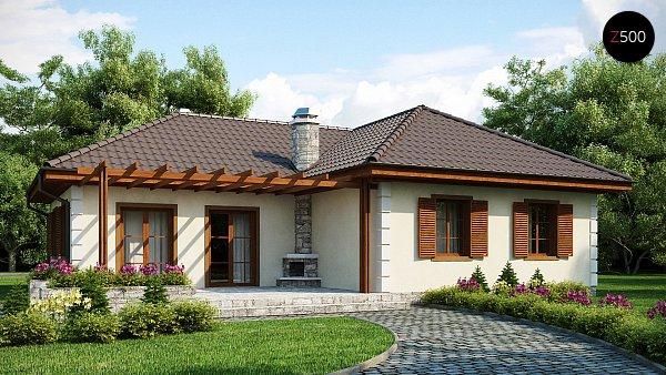 Проект дома Z6