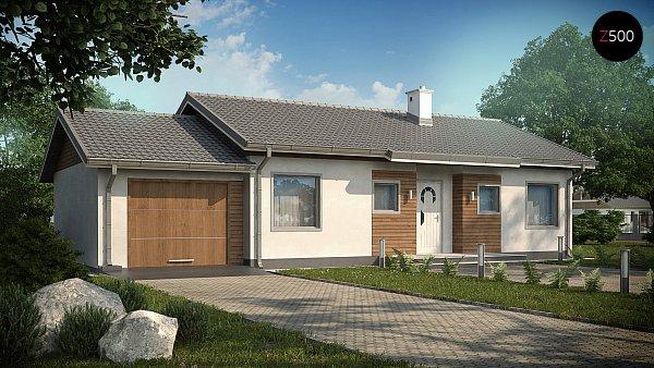Проект дома Z7 L GL
