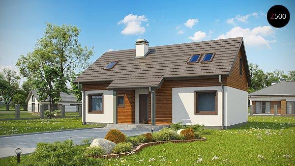 Проект дома Z7 P 35