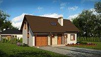 Проект дома Z71 GL