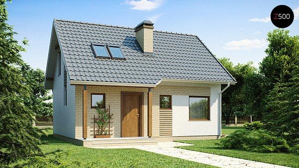 Проект дома Z71