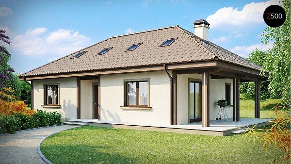 Проект дома Z85