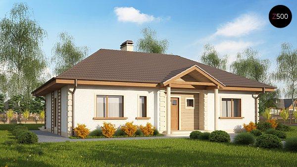 Проект дома Z86 bG