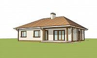 Проект дома Z86 bG Фото 1