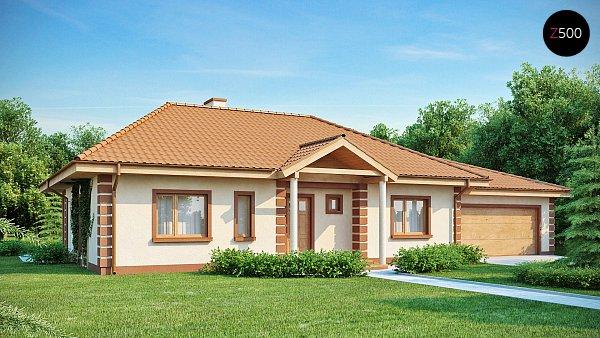 Проект дома Z86