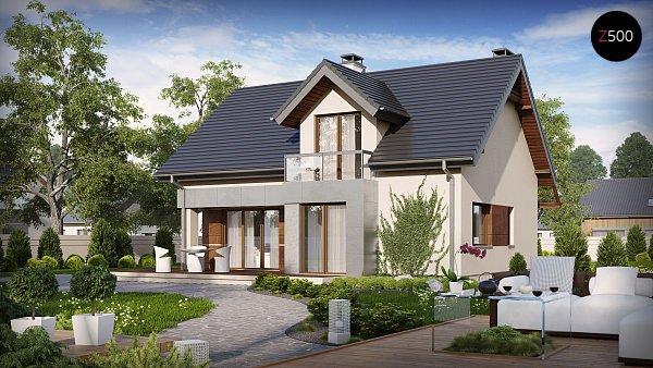 Проект дома Z89