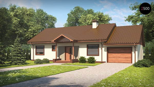 Проект дома Z91 GP