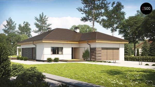 Проект дома Z96 tz