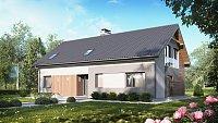Проект дома на две семьи Z97