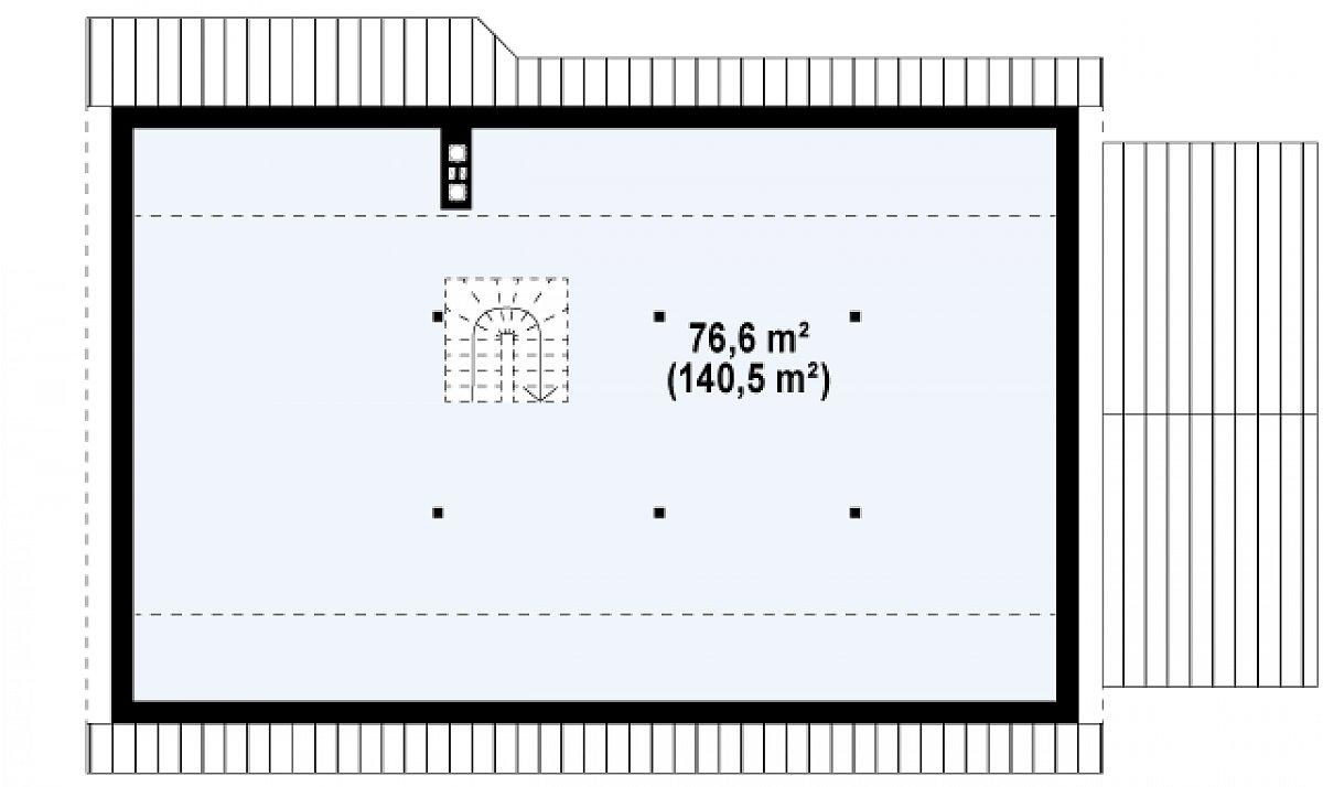 Второй этаж нет дома Z98 L GP