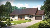 Проект дома Z98 L GP