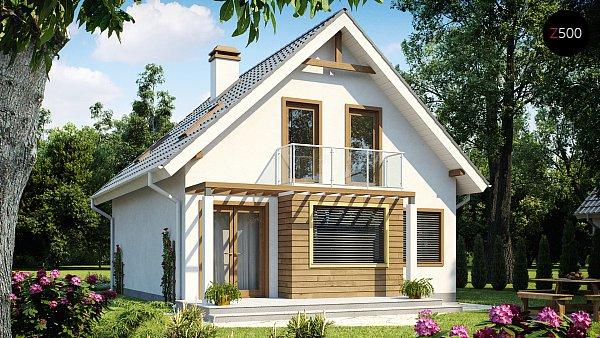 Проект дома Z99