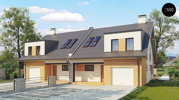 Проект дома Zb11