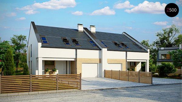 Проект дома Zb13