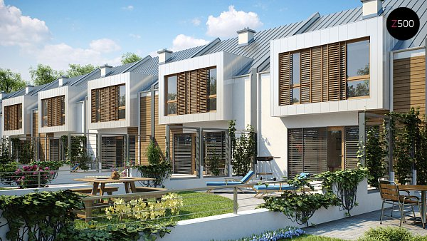 Проект дома Zs1
