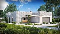 Проект дома Zx100 v1 Фото 1