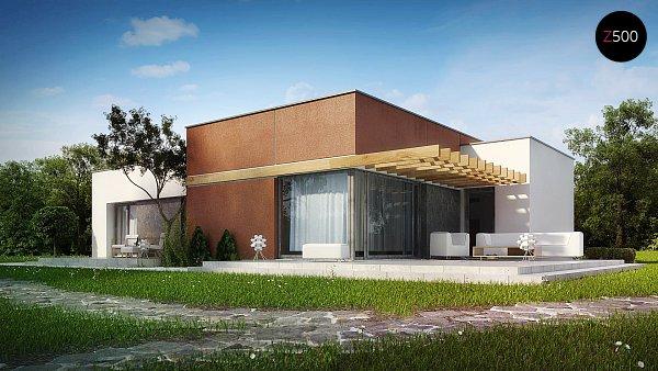 Проект дома Zx101