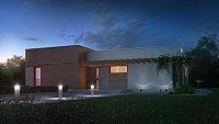 Проект дома Zx101 Фото 2