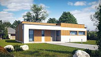 Проект дома Zx103 bG