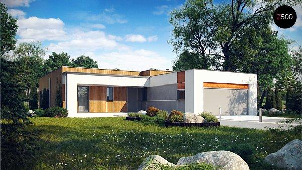 Проект дома Zx103