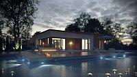 Проект дома Zx103 Фото 1