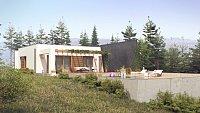 Проект дома Zx106 Фото 6