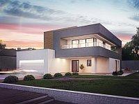 Проект дома Zx108