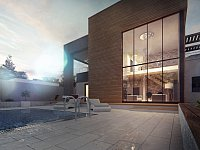 Проект дома Zx108 Фото 1
