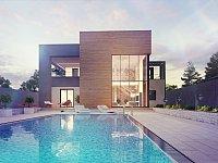 Проект дома Zx108 Фото 3