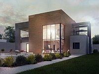 Проект дома Zx108 Фото 5