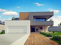 Проект дома Zx108 Фото 6