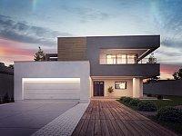 Проект дома Zx108 Фото 7