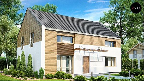 Проект дома Zx11 v2