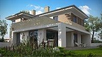 Проект дома Zx112 Фото 6