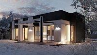 Проект дома Zx116 Фото 2