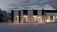 Проект дома Zx116 Фото 4