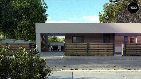 Проект дома Zx117