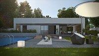 Проект дома Zx117 Фото 6
