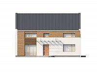 Фасады проекта Zx11 Фото 1