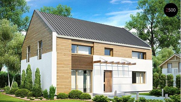 Проект дома Zx11