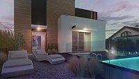 Проект дома Zx120 Фото 1
