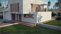 Проект дома Zx121 Фото 2