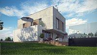 Проект дома Zx121 Фото 4