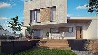 Проект дома Zx121 Фото 6