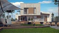 Проект дома Zx121 Фото 7