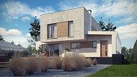 Проект дома Zx121 Фото 8