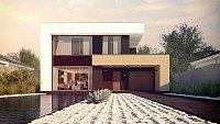 Проект дома Zx123 Фото 1